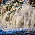 Waterfalls by Josef Pittner