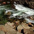 Waters Edge Glen Alpine Creek by LeeAnn McLaneGoetz McLaneGoetzStudioLLCcom