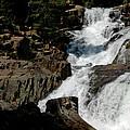 Waters Flow Glen Alpine Falls by LeeAnn McLaneGoetz McLaneGoetzStudioLLCcom