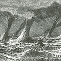 Waterspouts by Science Source