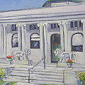 Watertown Ny-flower Memorial Library by Robert P Hedden
