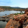 Watson Lake  by Julie Lueders