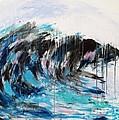 Wave Number 3 by Lidija Ivanek - SiLa
