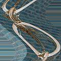 Waved Rings by Cyryn Fyrcyd
