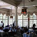 Wawona Dining Room by Lorraine Devon Wilke