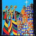 We Three Kings by David Carter