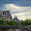 Weather In Paris by Eric Tressler