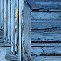 Weathered Blue by Vicki Pelham