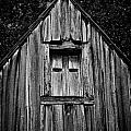 Weathered Structure - Bw by Christopher Holmes
