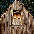 Weathered Structure by Christopher Holmes