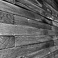 Weathered Wood by Hunter B
