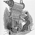 Weaving Loom by �science, �industry & Business Librarynew York Public Library