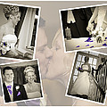 Wedding Album Page - Fine Art by Amanda Elwell