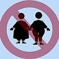 Weight Discrimination, Computer Artwork by Christian Darkin