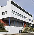 Weissenhof Settlement - Le Corbusier Building by Matthias Hauser