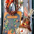 Welcome Fall by Living Color Photography Lorraine Lynch