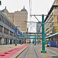 Welcome To Dt Buffalo by Michael Frank Jr