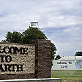 Welcome To Earth by Melany Sarafis