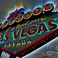 Welcome To Las Vegas by Kevin Moore