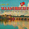 Welcome To Maastricht by Nop Briex