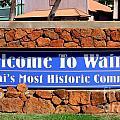 Welcome To Waimea by Mary Deal