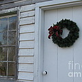 Welcoming Wreath  by Nancy Patterson