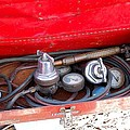 Welders Tools by Katrina Johns
