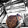 Well Water Copper Pot by Floyd Menezes
