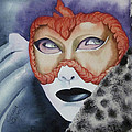 Well Worn Mask by Teresa Beyer