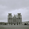 Wells Cathedral by Shaun Higson