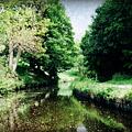 Welsh Canal Dream by Marilyn Wilson
