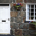 Welsh Cottage Detail by Jane Rix