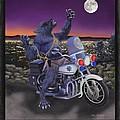 Werewolf Patrol by Glenn Holbrook