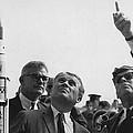 Wernher Von Braun Explains The Saturn by Everett