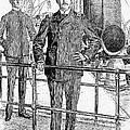 Wesley Merritt (1834-1910) by Granger