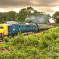 West Somerset Deltic by Rob Hawkins