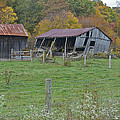 West Virginia Barn 3211 by Michael Peychich