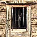 Western Jail House Door by James BO Insogna