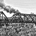 Western Maryland Railroad by Jack Schultz