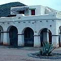 Western Village Taverna Almeria Spain by Colette V Hera  Guggenheim