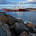 Westfield Ferry by Jeff Galbraith