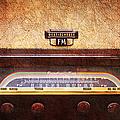 Westinghouse Fm Rainbow Tone Radio by Andee Design