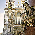 Westminster Abbey by Elena Elisseeva