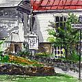 Wetheredsville Street by John D Benson
