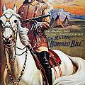 W.f. Cody Poster, 1910 by Granger