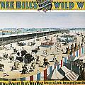 W.f.cody Poster, 1894 by Granger