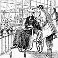 Wheelchair, 1886 by Granger