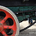 Wheels Of Steam Powered Truck 7d15103 by Wingsdomain Art and Photography