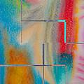 Where My Brush Touches by Marie Jamieson