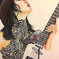 While My Guitar Gently Weeps by Don Whitson